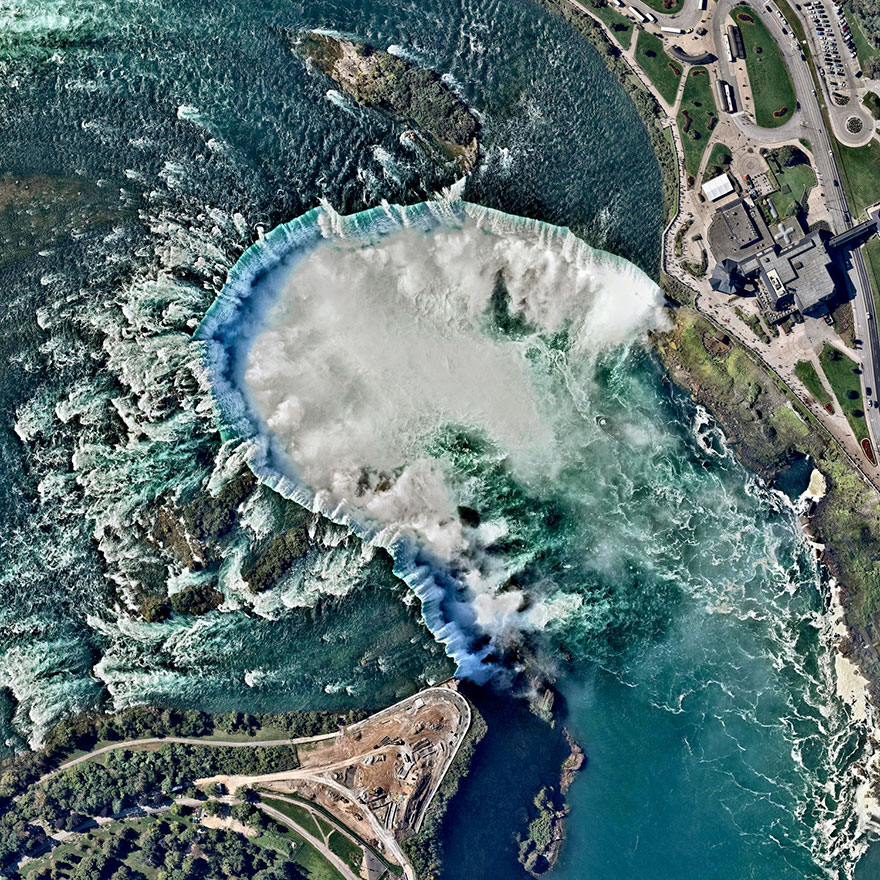 15+ Stunning Satellite Photos That Will Change How You See