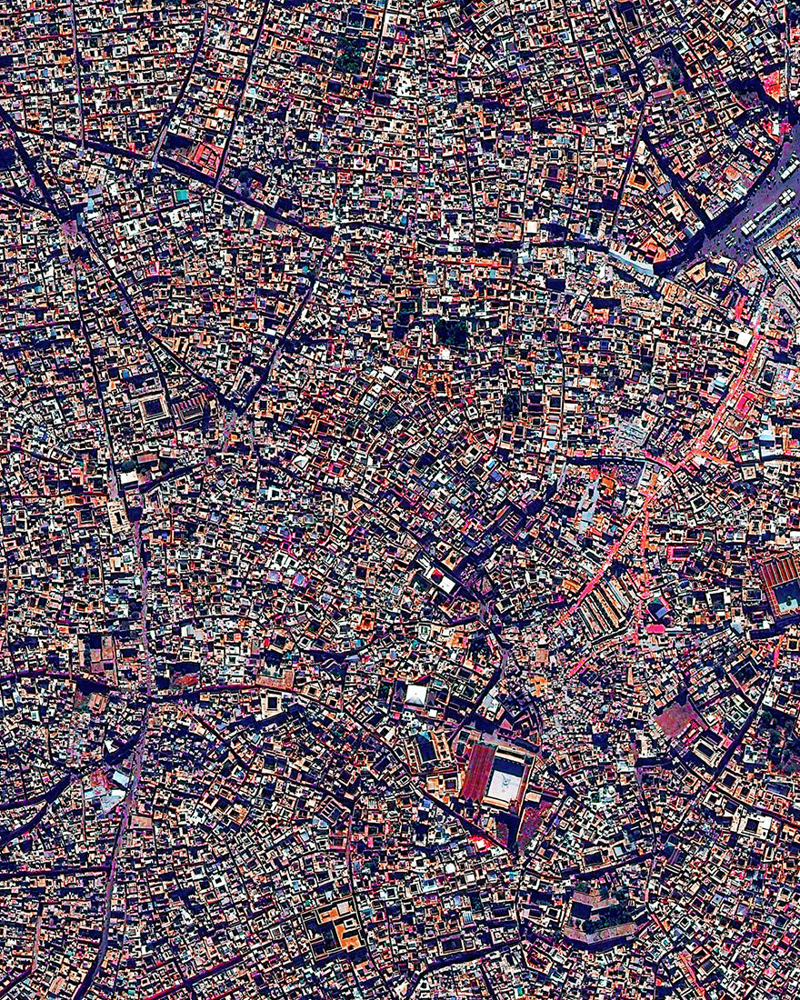 Medina Quarter, Marrakesh, Morocco