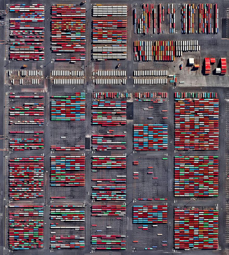 Port Newark, Newark, New Jersey