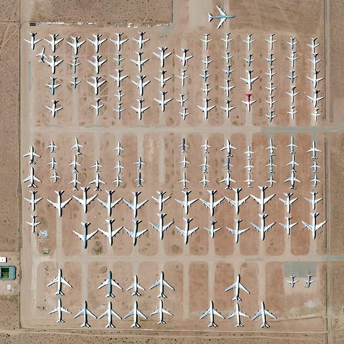 Southern California Logistics Airport, Victorville, California, USA