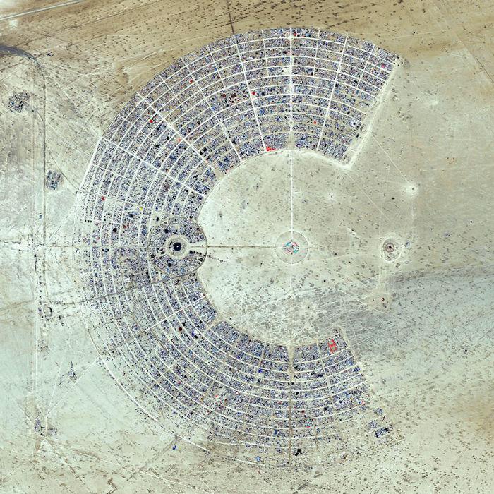 Burning Man, Black Rock City, Nevada, USA