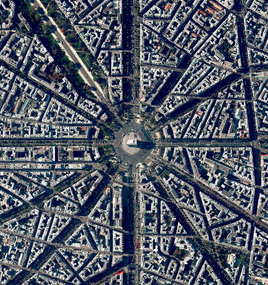Día de la Bastilla, París, Francia