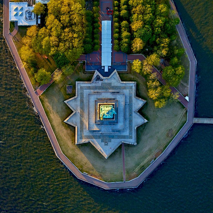 Estatua de la libertad, Nueva York, EE.UU.