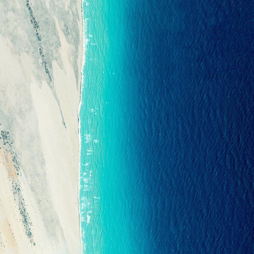 Coastline, El Hur, Somalia
