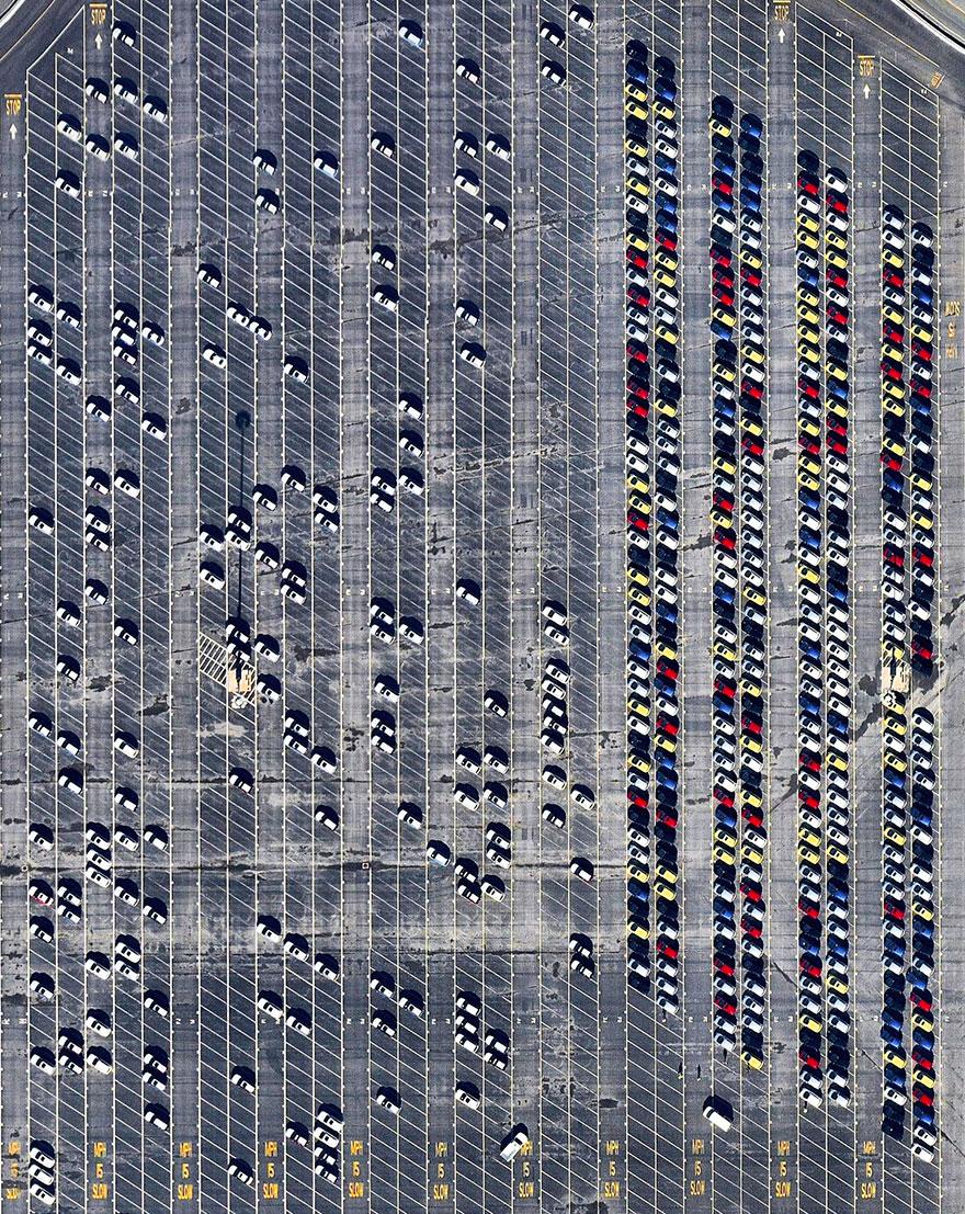 Car Terminal, Richmond, California, USA