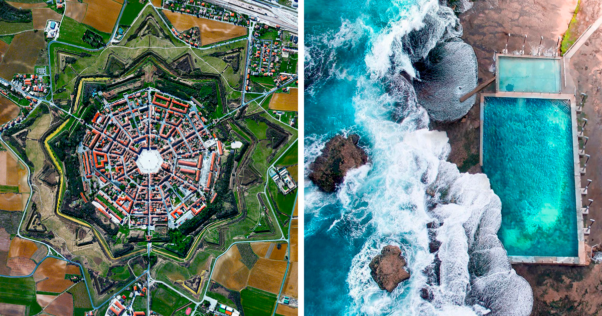 15+ Stunning Satellite Photos That Will Change How You See Our World