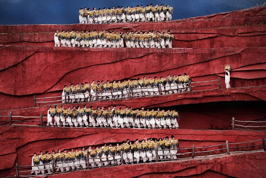 Red Zone, China (mención de honor en abierto de color)