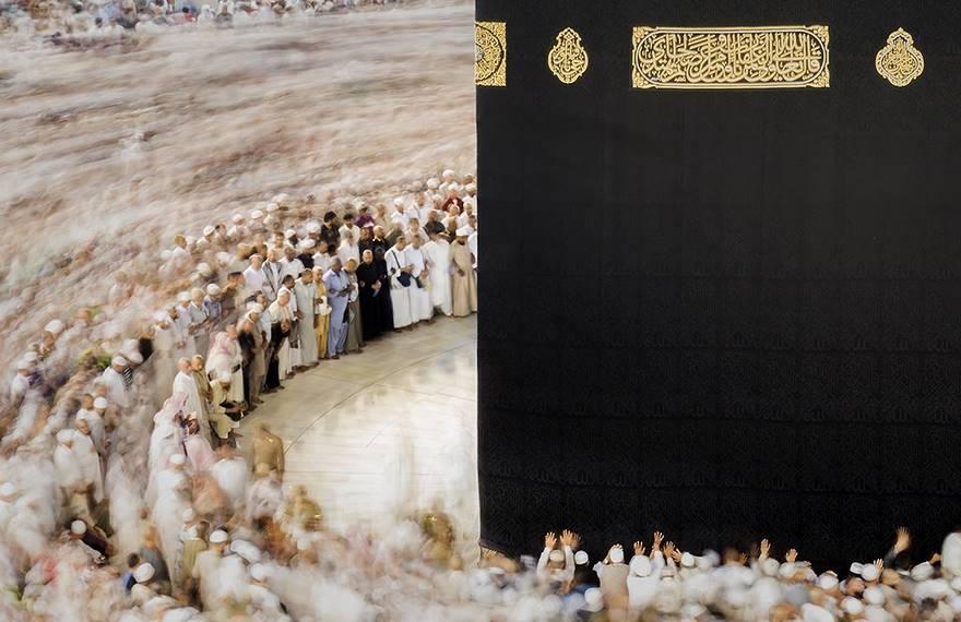 Makkah, Meca, Arabia Saudí (2º lugar en abierto de color)