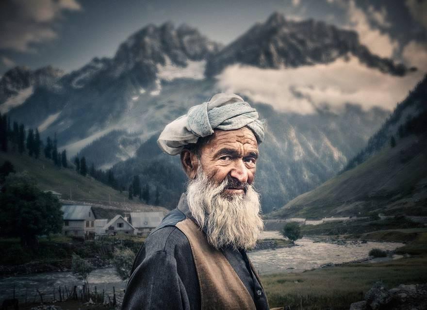 Cachemira (Mención de honor en las personas y Retrato de Categoría)