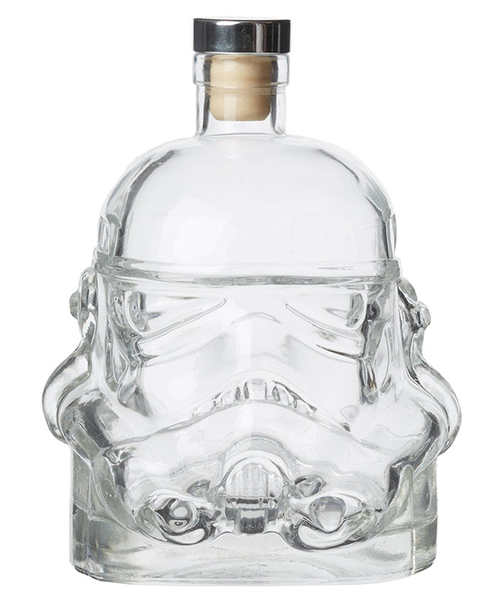 Storm Trooper Whiskey Decanter Based On The Original