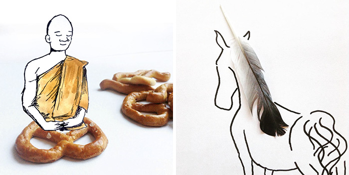 These Illustrations Are Proof That Inspiration Is All Around Us