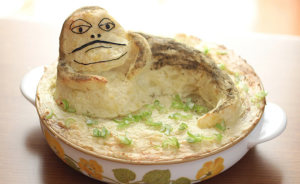 I Made A Jabba The Hutt Vegan Pie In The Hope Of A Healthier Galaxy