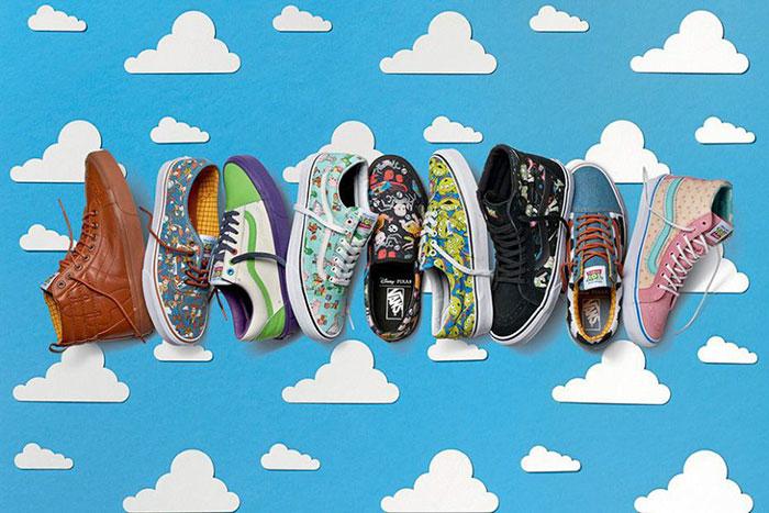 Zapatos De Toy Story Furgonetas YRDiSm