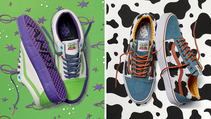 vans and pixar are releasing  u2018toy story u2019 sneakers and they t rex vector icon t rex vector image