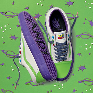 Vans And Pixar Are Releasing 'Toy Story' Sneakers And They're Pretty Awesome