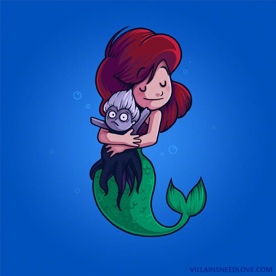 Ursula & Ariel