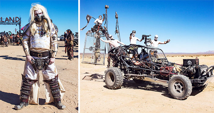 Wasteland: Mad Max Festival That'll Make Burning Man Look Lame