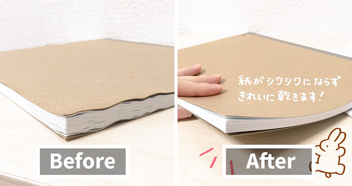 You Can Fix Wet Book Pages With This Simple Life Hack From Japan
