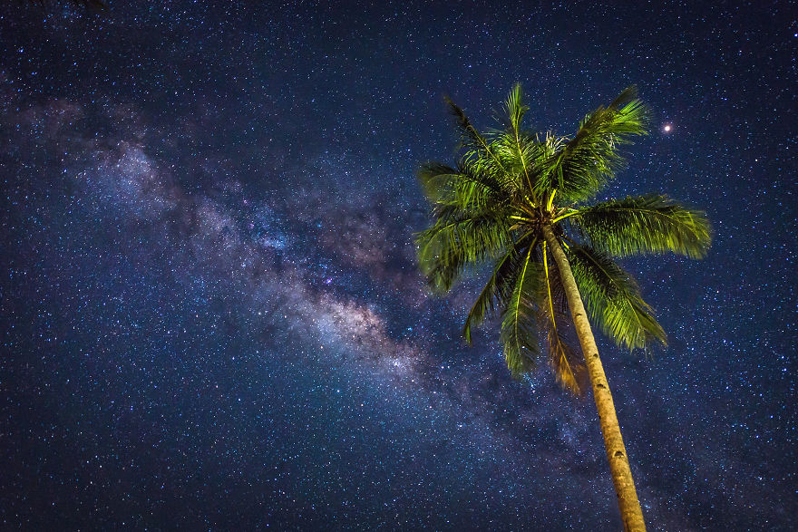 Siargao Night Sky