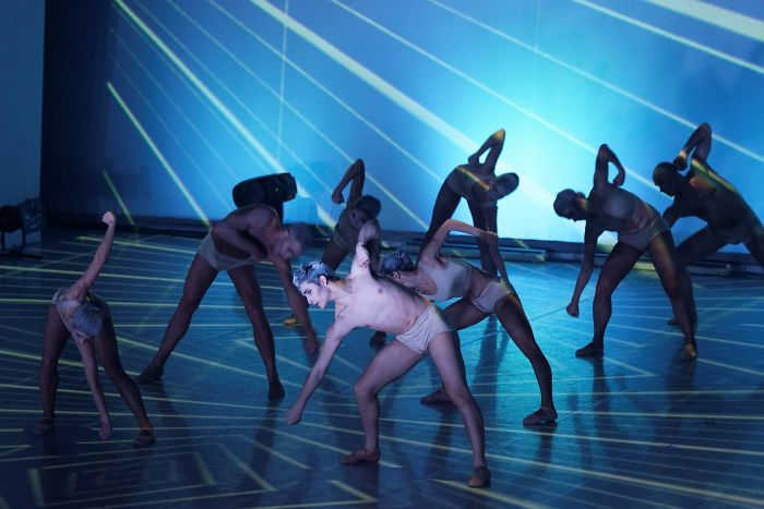 Contemporary Ballet Inspired By The Music Of Depeche Mode