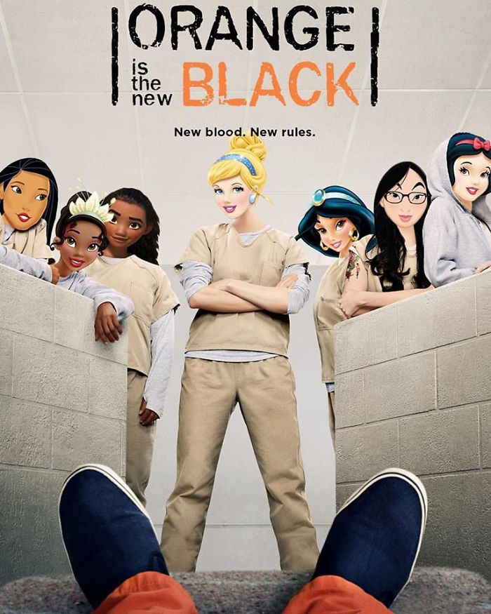 Pocahontas As Adrienne Moore, Tiana As Samira Wiley, Moana As Uzo Aduba, Cinderella As Taylor Schilling, Jasmine As Selenis Leyva, Mulan As Laura Prepon & Snow White As Taryn Manning