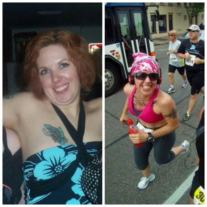 At 77 Days, I Did My 1st Half Marathon!