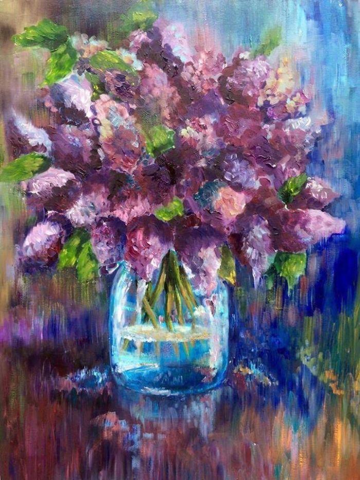 Pretty Artworks Made By Creative And Talented Artist Anuka Murvanidze