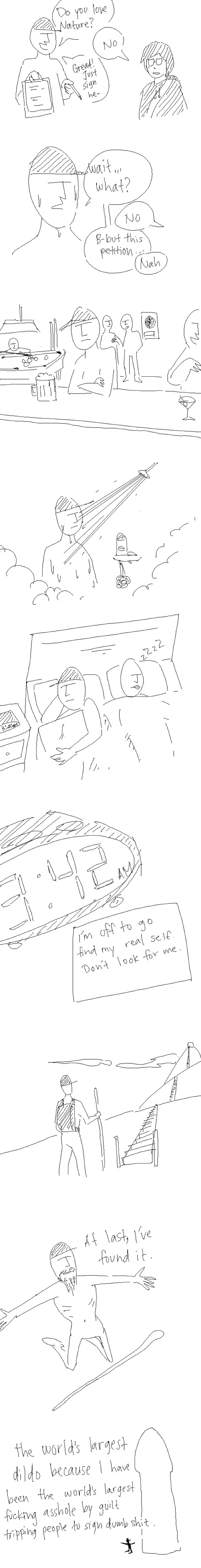 Depressing Comics You Can Relate To