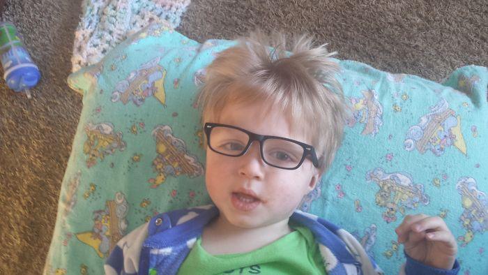My Son Looks Like Garth Algar
