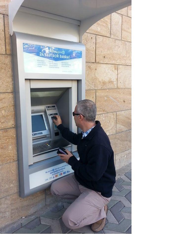 Bank Atm In Turkey