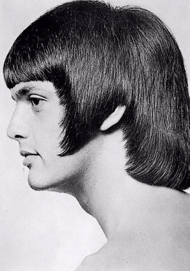 Pleasing 1960S And 1970S Were The Most Romantic Periods For Men39S Short Hairstyles Gunalazisus