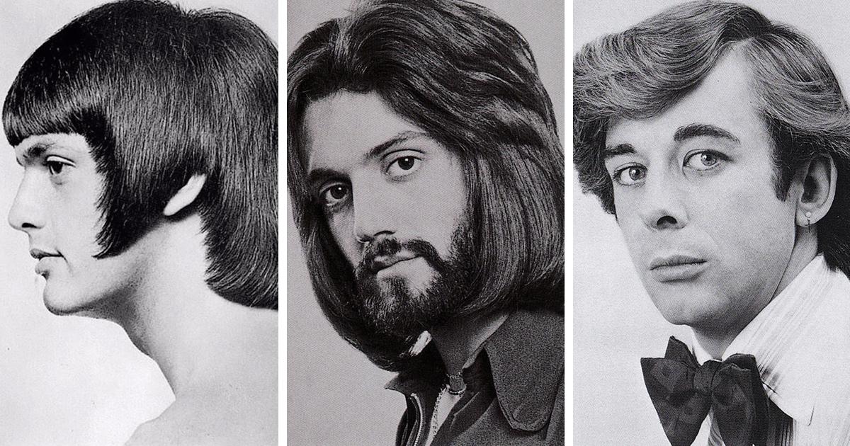 Vintage men hairstyles