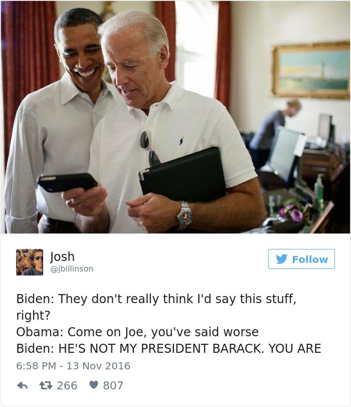 Obama And Biden
