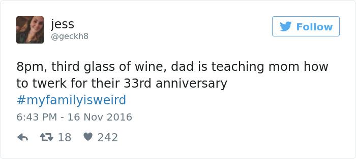 Family Tweet