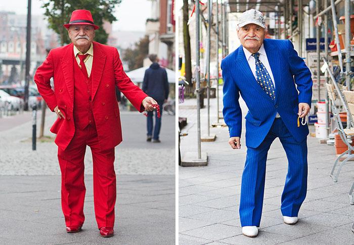 Cada día este sastre de 86 años va a trabajar con un traje distinto y esta fotógrafa pasó 3 años retratándolo