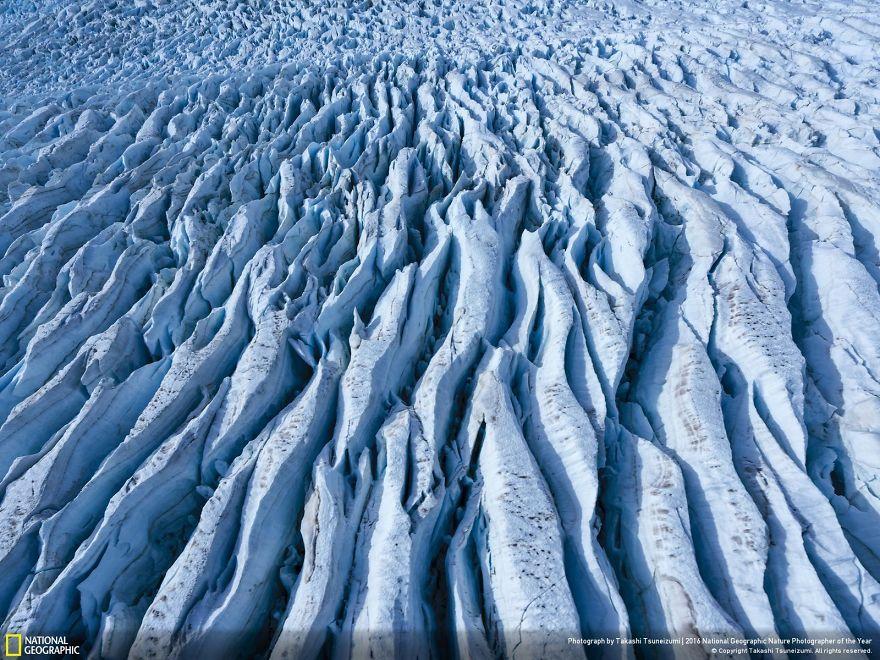 The Glacier Pattern