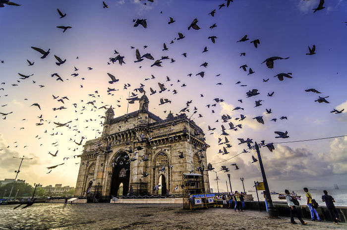 I Visited Gateway Of India At 5.30 AM To Capture Its Beauty