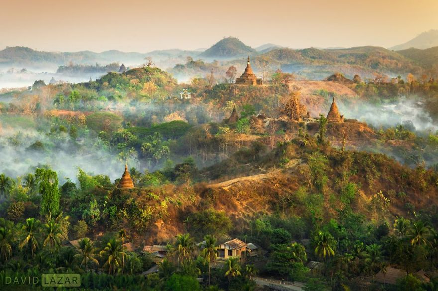 The Lost City Of Mrauk U