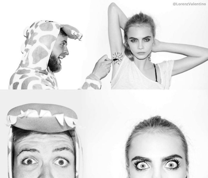 Cara Is Such A Funny One