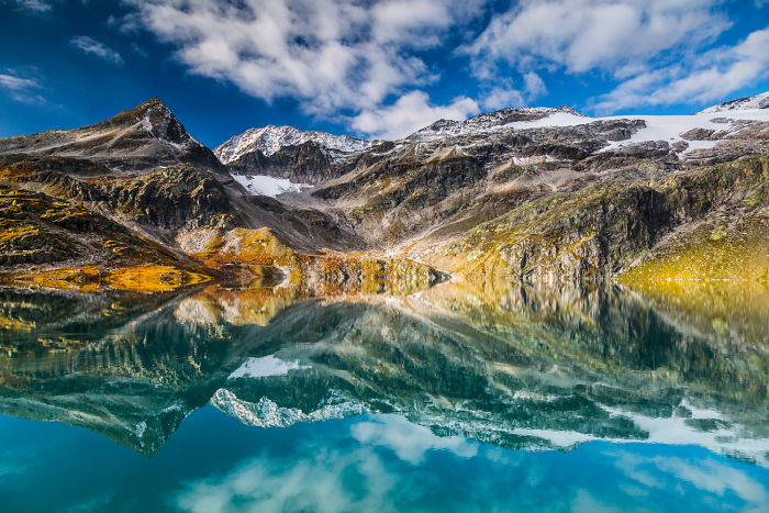 Mountain Mirrors: I Photograph Lakes Surrounded By Mountains