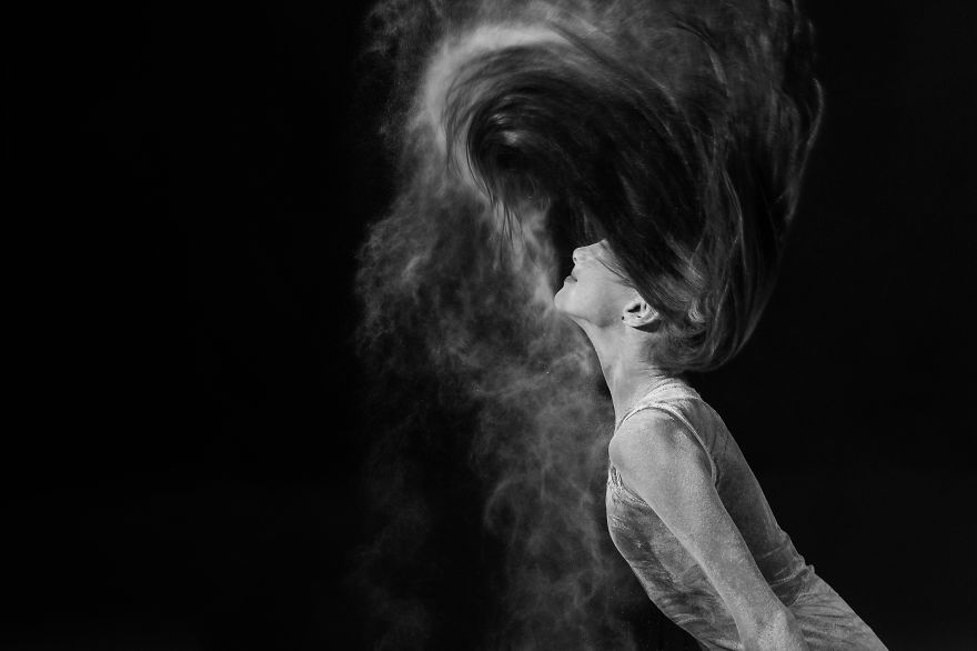 I Captured Amazing Portraits Of A Little Ballerina Dreaming On The Dance Flour