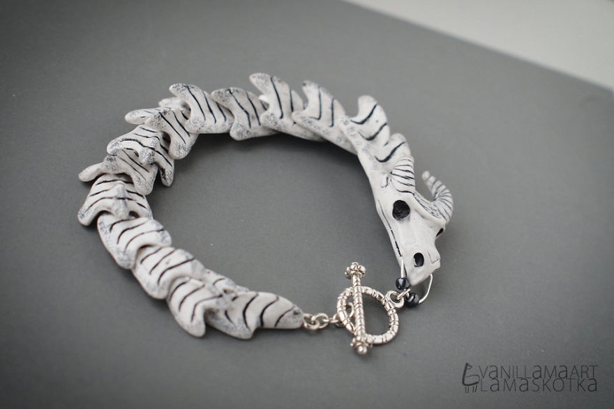 I Make Jewelry Pieces Inspired By Nature And Fantasy :)