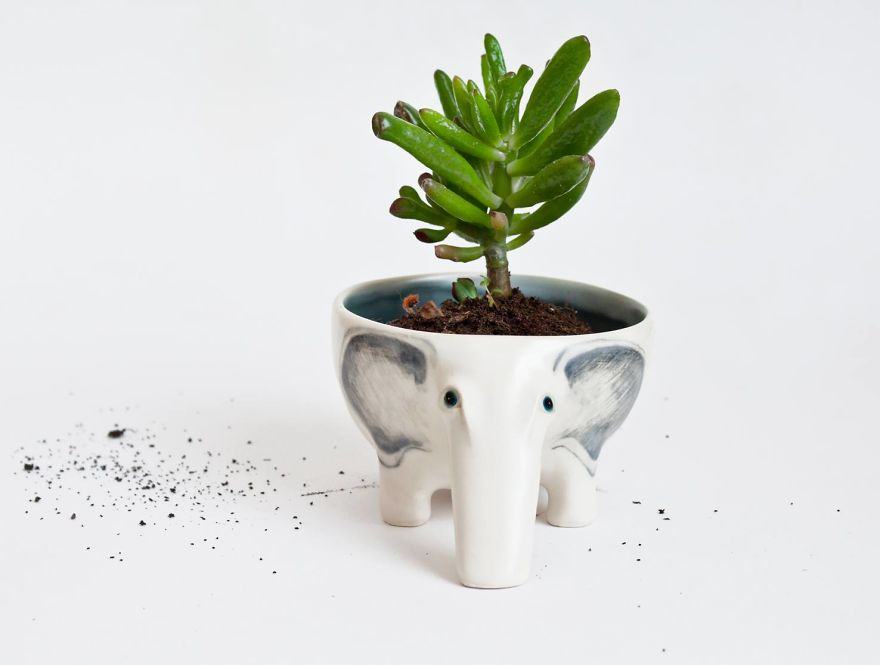 I Make These Magical Ceramic Animals