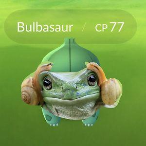 Bulbasaur?