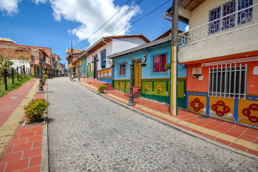 I Photographed The World's Most Colorful Town
