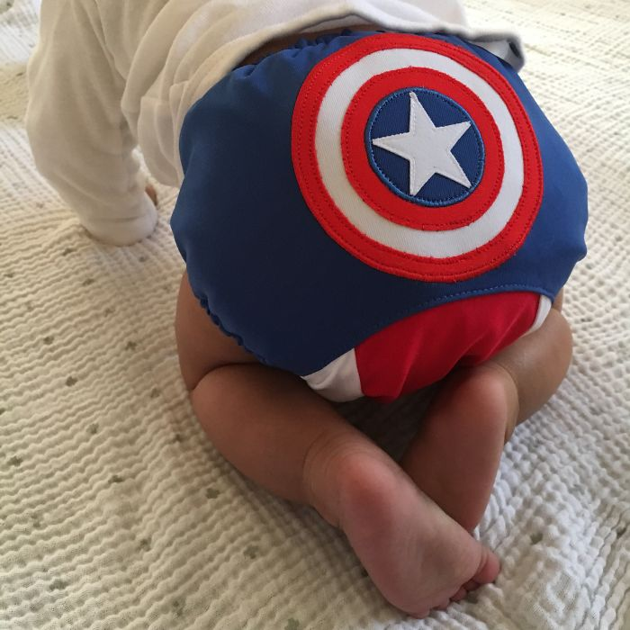 I'm Trying To Save The World One Cloth Diaper At A Time
