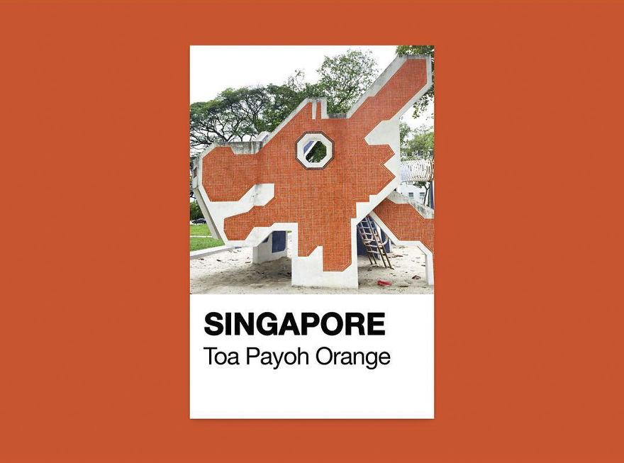 Orange, Toa Payoh