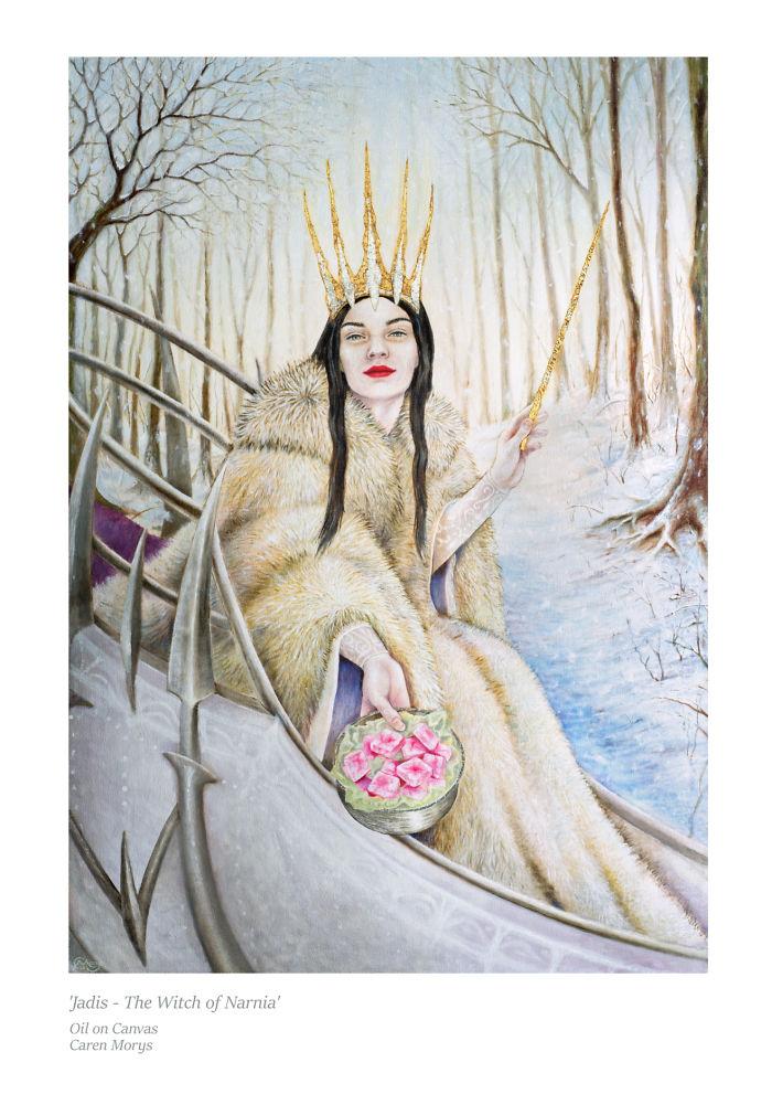 Jadis – White Witch Of Narnia