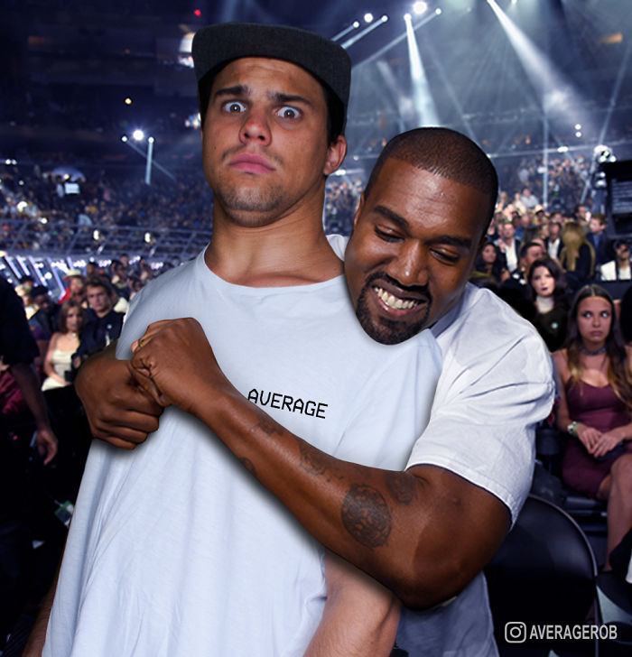 When I Met Kanye, He Hugged Me From Behind. That Was Weird
