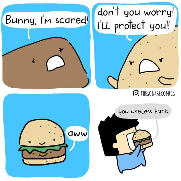Made These Comics To Brighten Up Your Day!